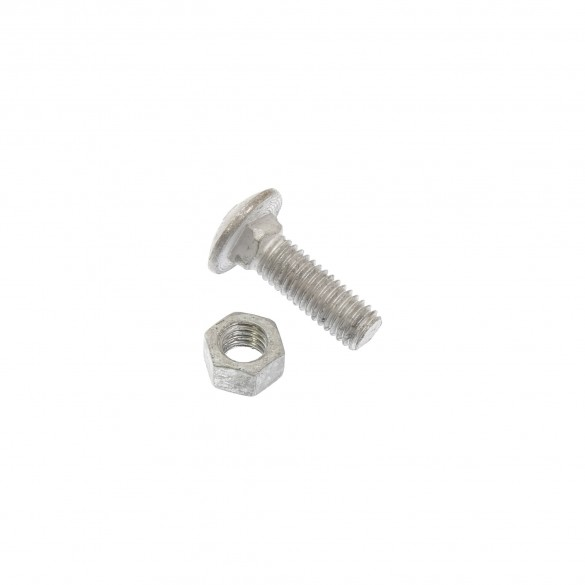 """3/8"""" x 1 1/4"""" Carriage Bolts & Nuts"""