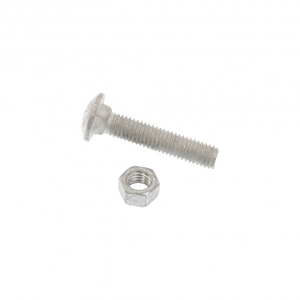 "3/8"" x 2"" Carriage Bolts & Nuts"