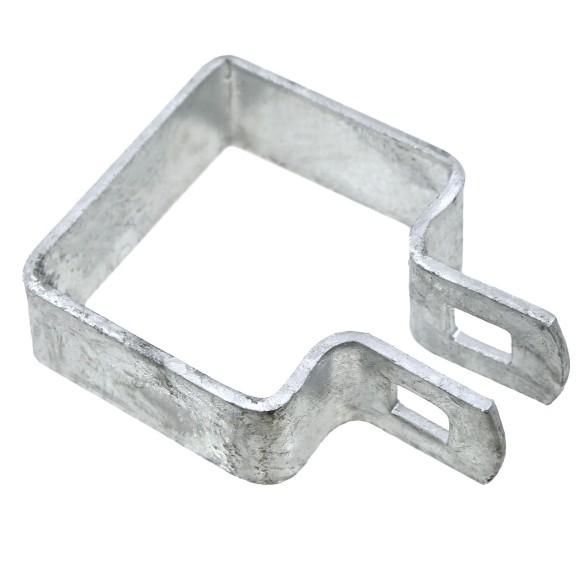 "SR. H. Brace Band Chain Link 1"" Galvanized Steel"