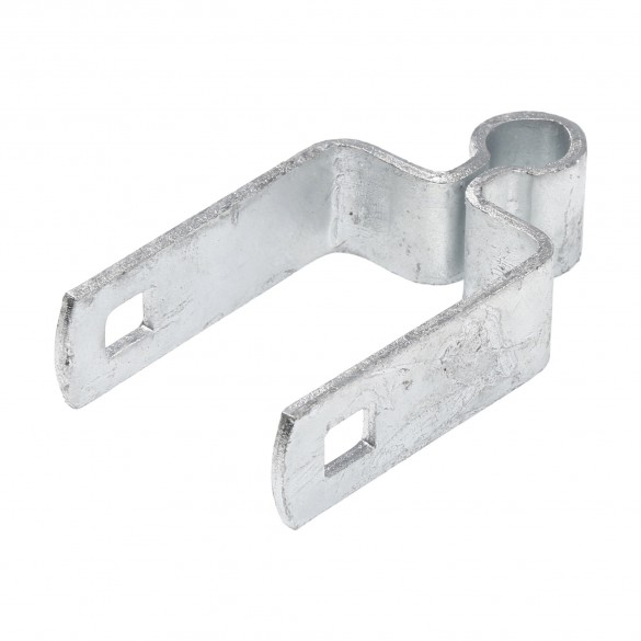 "2"" X 5/8"" – Square Female Gate Hinge Galvanized Steel"
