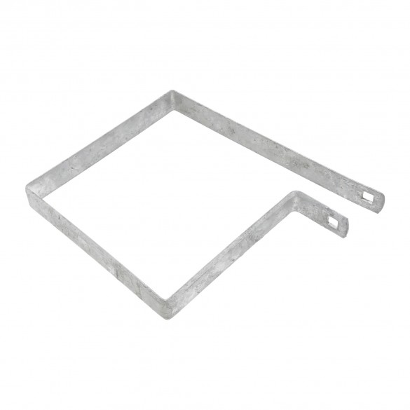 """6"""" Square Tension Band Chain Link 7/8"""" Galvanized Steel"""