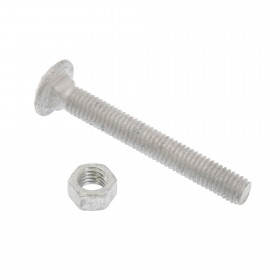 "3/8"" x 3"" Carriage Bolts & Nuts"