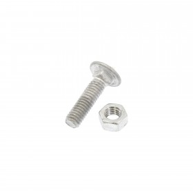 "5/16"" x 1 1/4"" Carriage Bolts & Nuts"