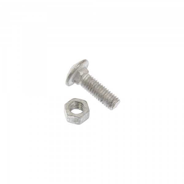 "3/8"" x 1 1/4"" Carriage Bolts & Nuts"