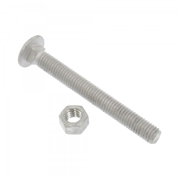 "3/8"" x 3 1/2"" Carriage Bolts & Nuts"