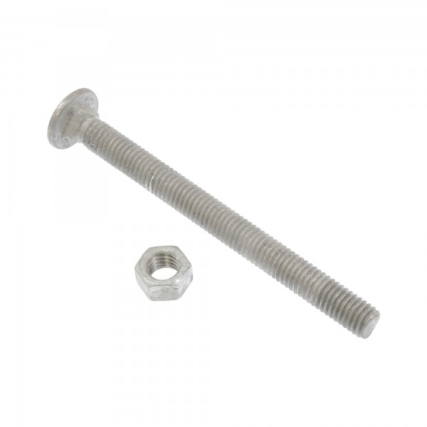 "3/8"" x 4 1/2"" Carriage Bolts & Nuts"