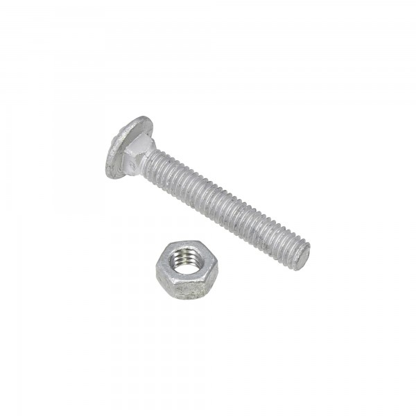 "5/16"" x 2"" Carriage Bolts & Nuts"