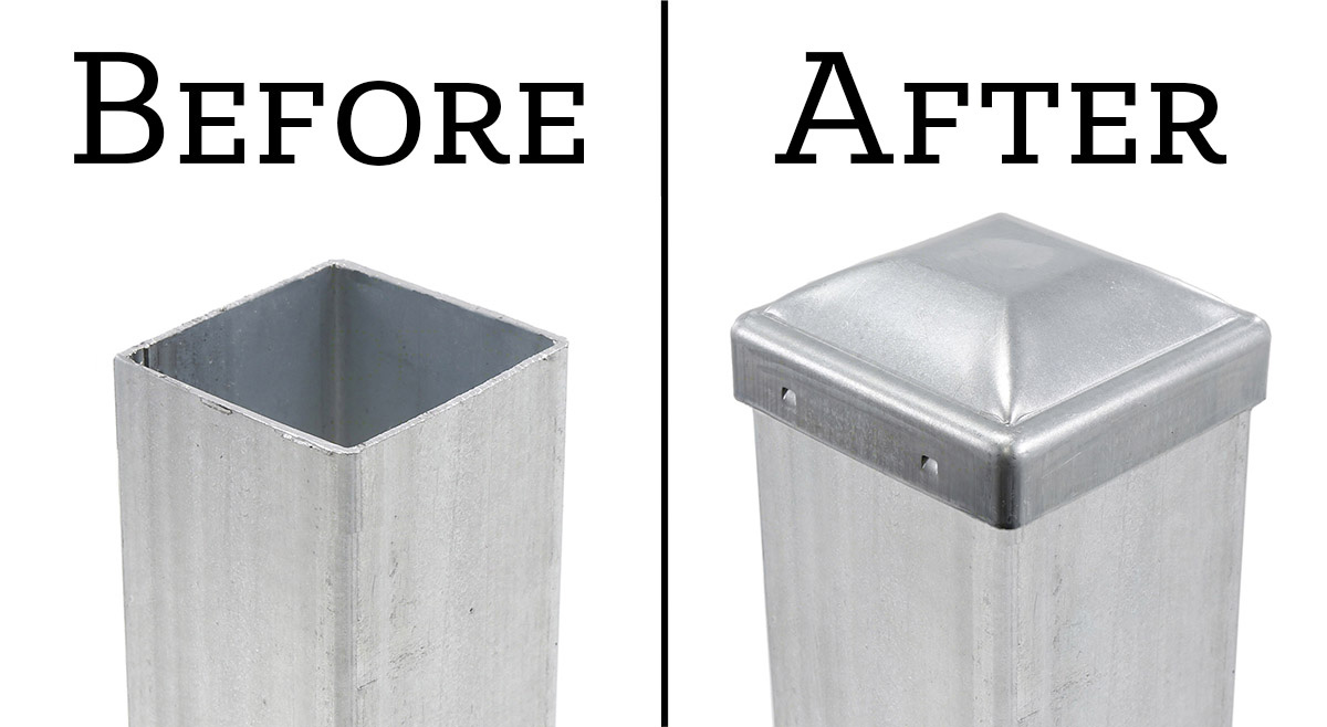Before And After Installation Example